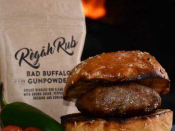 Bad Buffalo Burger